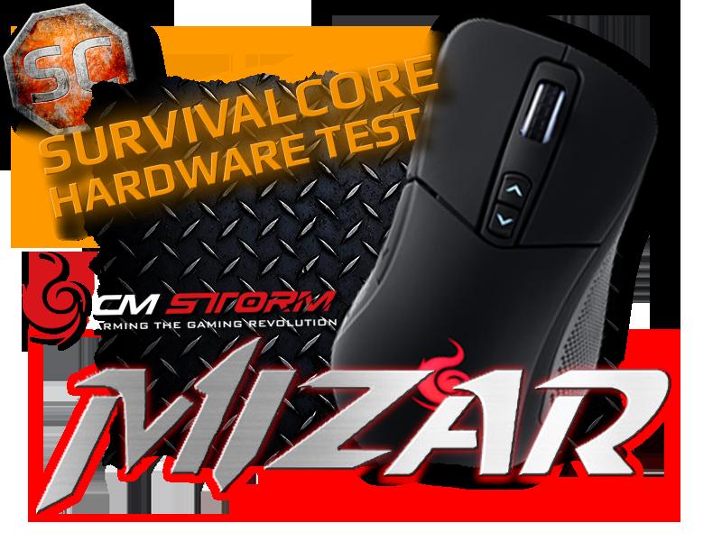 Hardware Review: Cooler Master CM Storm Mizar