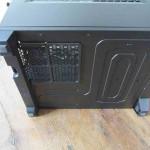 Corsair Obsidian 250D Mini-ITX Gehäuse - Seitenansicht
