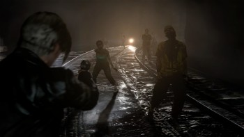 Resident Evil 6 Horror