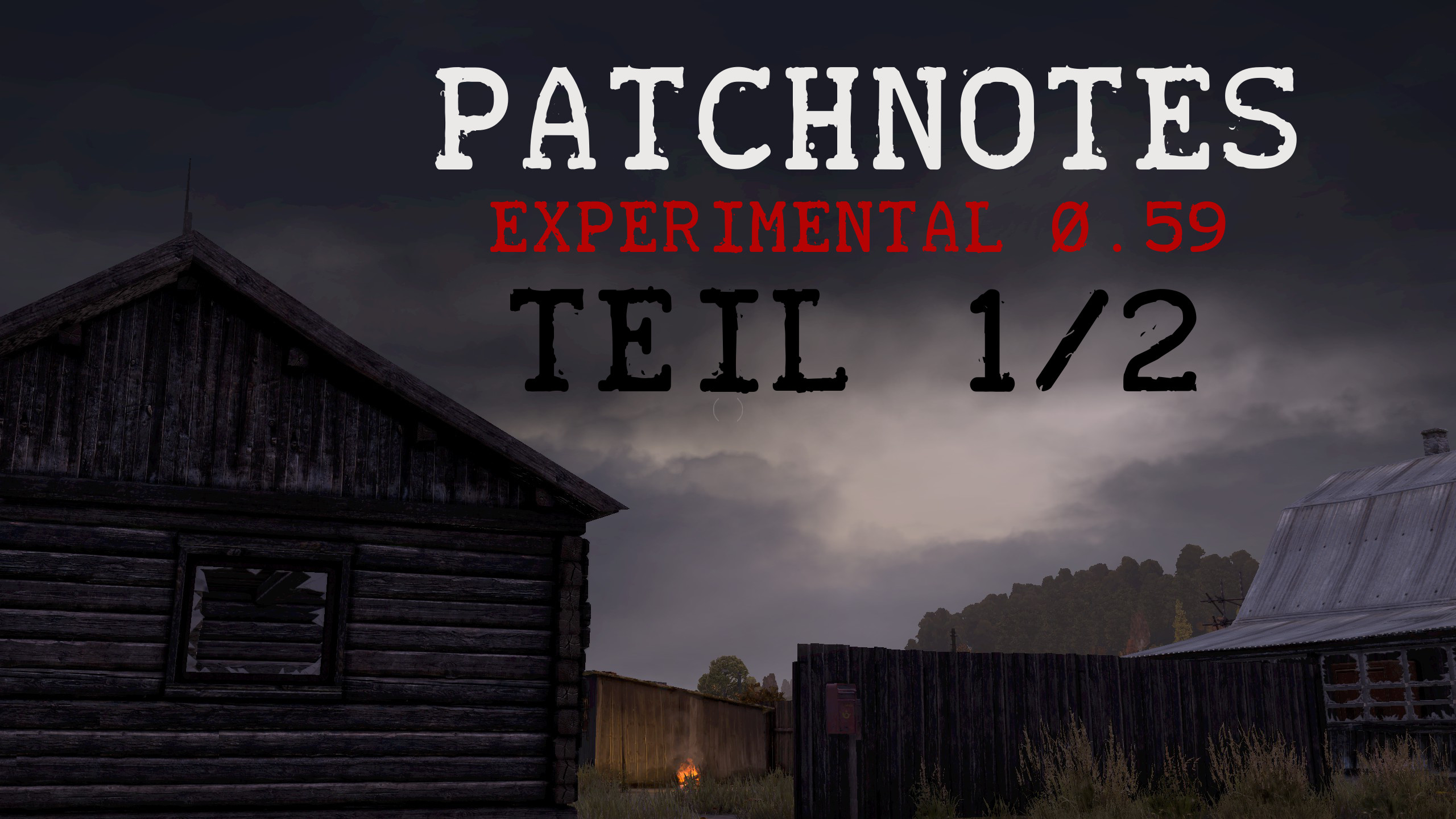 Patchnotes Exp. Update #2