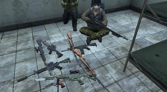 DayZ Standalone – Waffen & Munition