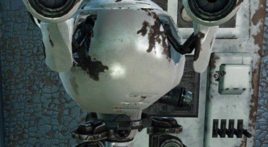 Fallout 4: Begleiter Guide – Curie, die Krankenschwester aus Metall