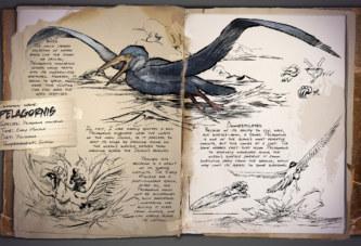 Ark: Survival Evolved Dossier – Pelagornis, das vielseitige Reittier