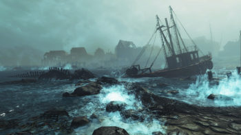 Far Harbor Küste