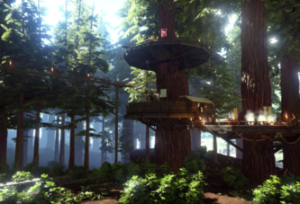 Ark: Survival Evolved – Das Redwood Forest Biome und was es beinhaltet