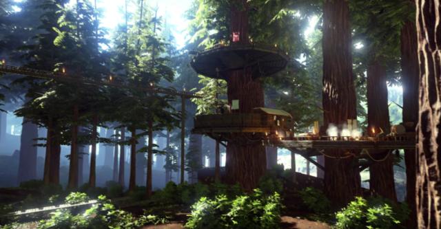 Ark Survival Evolved Tutorial Redwood Forest Biome