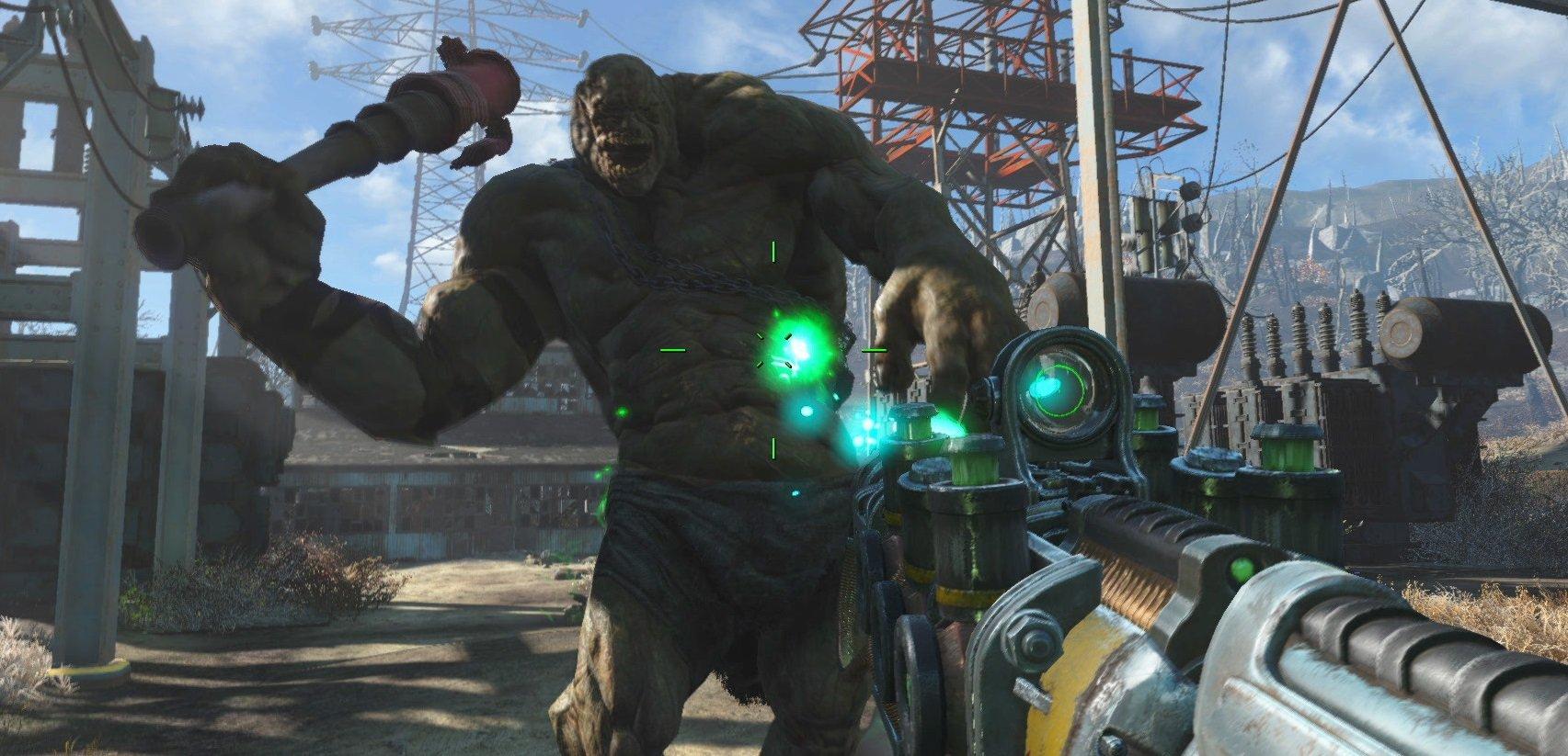 Bildergebnis für fallout 76 legendäre gegner