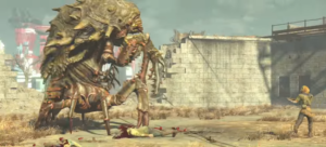 Fallout 4 - Mirelurk Queen