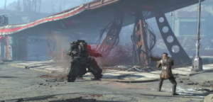 Fallout 4 - Sentry Bot