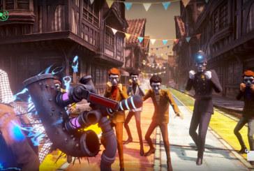 We Happy Few startet in die Early-Access Phase auf Steam & Xbox One!