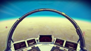 No Mans Sky - Reentry
