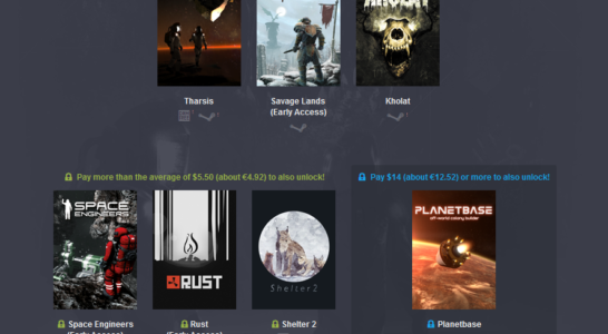 Humble Bundle – Komplettes Survival Games Bundle erhältlich