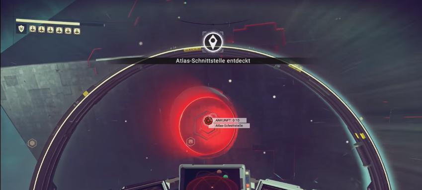 No Mans Sky - Atlas-Schnittstelle