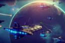 No Man's Skys Weltraumschlachten: Vom klobigen Bussimulator zu spektakülären Raumschlachten
