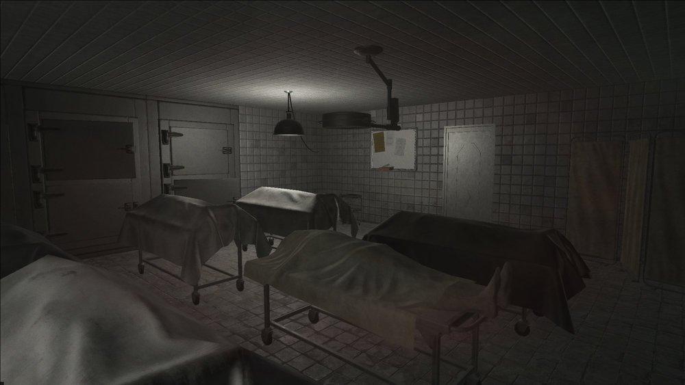 Psycho Horror Spiele