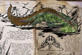Ark: Survival Evolved Dossier – Diplocaulus … der perfekte Taucher