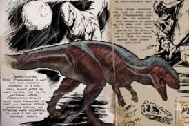 Ark: Survival Evolved Dossier – Megalosaurus, bei Nacht kommt der Tod unscheinbar…