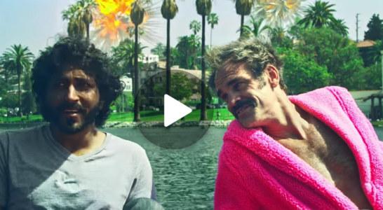 GTA 5 Virtual Reality – Verrückter Kurzfilm mit Trevor-Schauspieler