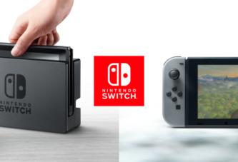 Endlich ist es soweit: Nintendo enthüllt die Nintendo Switch Konsole!