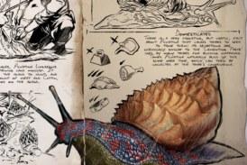 Ark: Survival Evolved Dossier – Achatina … jetzt wirds schleimig!