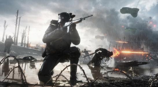 Battlefield 1 – Doppelt so viele Spieler wie Battlefield 4