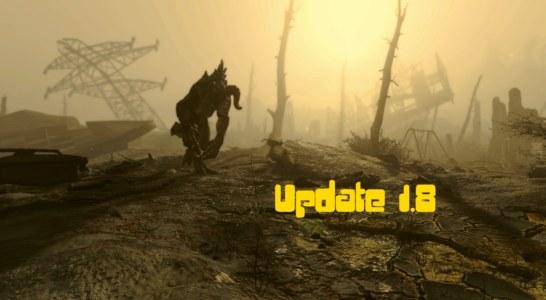 Fallout 4 – Update 1.8 enthält wichtige Optimierungen für den Mod-Support