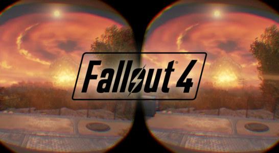 Fallout 4 VR – Bethesda bereitet sich vor, uns eine VR-Atombombe an den Kopf zu werfen!