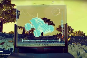 No Man's Sky – Hinweise auf bevorstehende Bodenfahrzeuge gefunden!