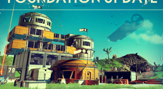 No Man's Sky – Patch 1.1 bringt neue Spielmodi, Basebuilding und Mehr!