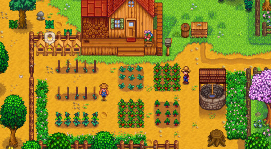 Stardew Valley – Die Bauernhof-Simulation erscheint für PlayStation 4 & Xbox One!