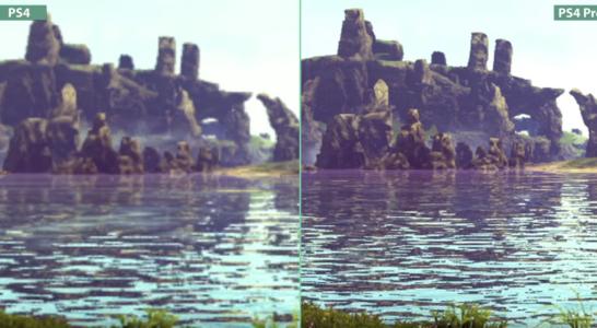 Ark: Survival Evolved – Der Grafik-Vergleich zwischen PS4 und der PS4 Pro