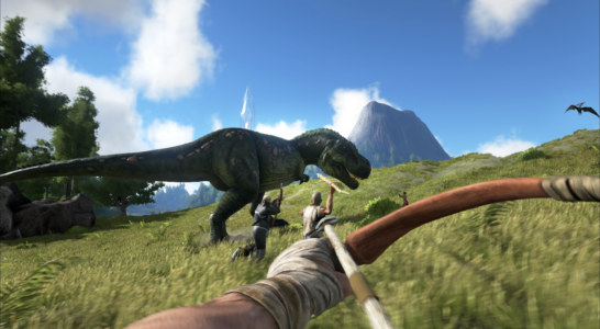 Ark: Survival Evolved – Das ist der PlayStation 4 Launch Trailer!