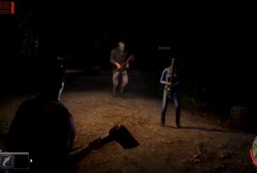 Friday the 13th: The Game – Im ersten Gameplay schwingt Jason wieder seine Machete!