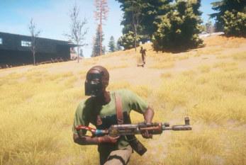 Rust – Entwickler Garry Newman regt sich über Spieler des Survivalspiels auf