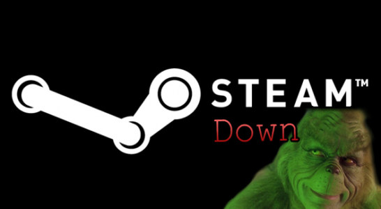 Steam – Server während des Wintersales down!