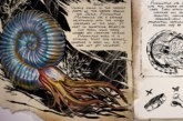 Ark: Survival Evolved Dossier – Ammonite … harte Schale und weicher Kern