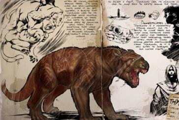 Ark: Survival Evolved Dossier – Thylacoleo … Der König der Baumkronen