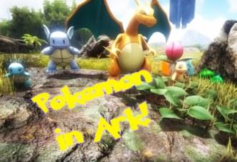 Ark: Survival Evolved – Mod bringt Pokémon ins Spiel! Schnapp sie dir alle!