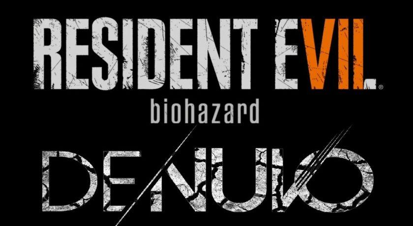 Resident Evil 7 Denuvo