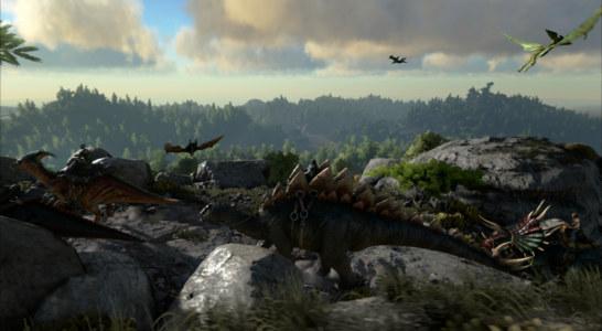 Ark: Survival Evolved – Sterben der gezähmten Dinos für bessere Server-Performance