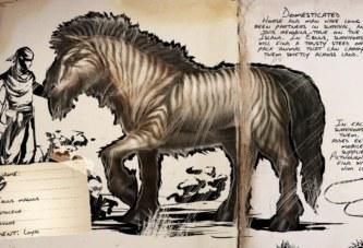 Ark: Survival Evolved Dossier – Equus … Das Pferd ist los!