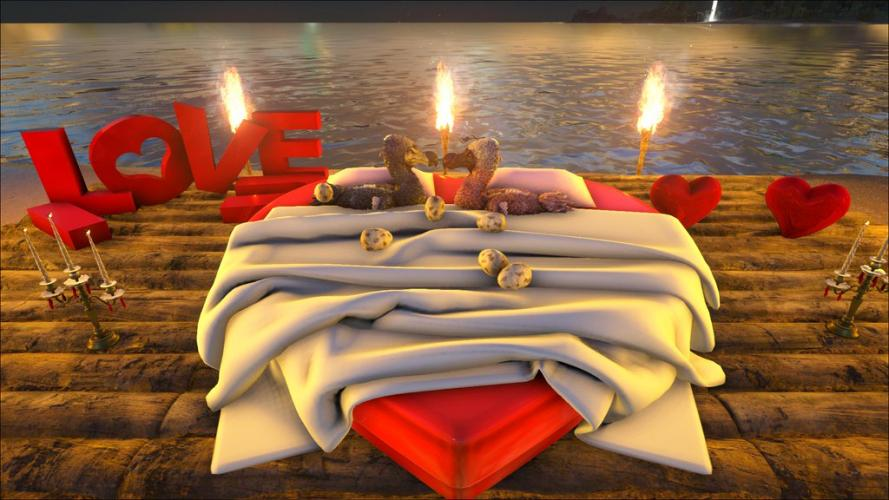 Ark Valentines Day