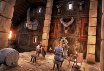 Conan Exiles – Clan erstellen & Spieler einladen: Einer für alle und alle für einen