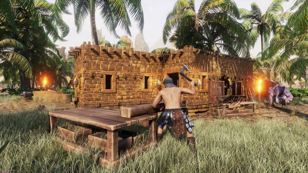 Conan Exiles - Anfänger-Guide - Bauten