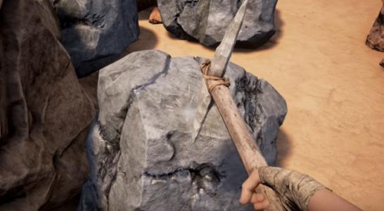 Conan Exiles – Fundort und Gewinnung von Eisen und Kohle