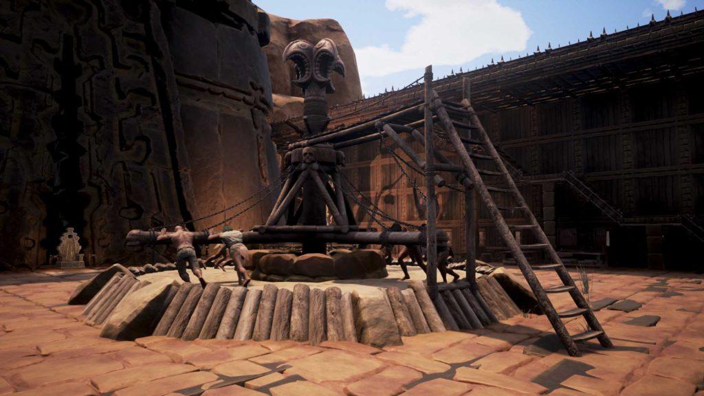 Conan-Exiles-Folterrad