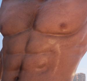 Conan Exiles - Oiled Male Mod