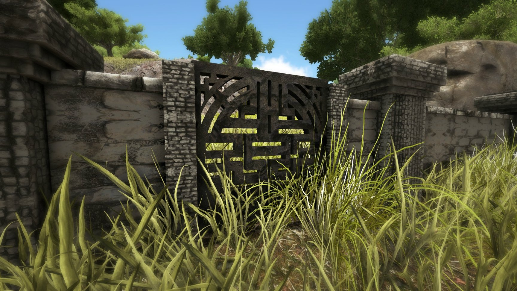 Ark Survival Evolved Modifikation Eco S Garden Decor 7