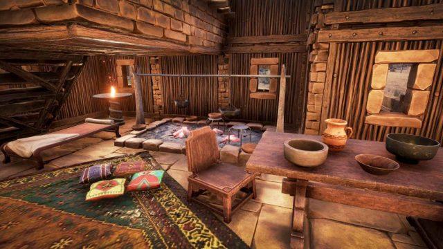 Conan Exiles Dev Blog 15 Fallen Und Dekorationen