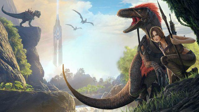 Ark Survival Evolved Crossplay Für PC Xbox One Und Xbox One X - Minecraft konsole und pc zusammen spielen